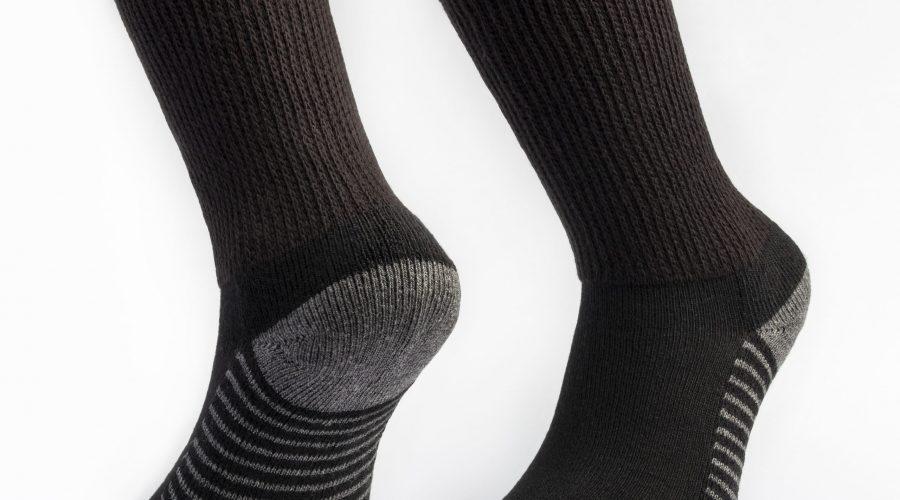 Well Heeled Diabetic Socks